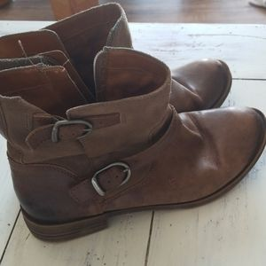 Lucky Brand Ombre boots